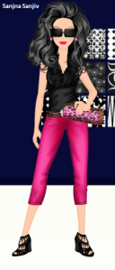 Black n Pink